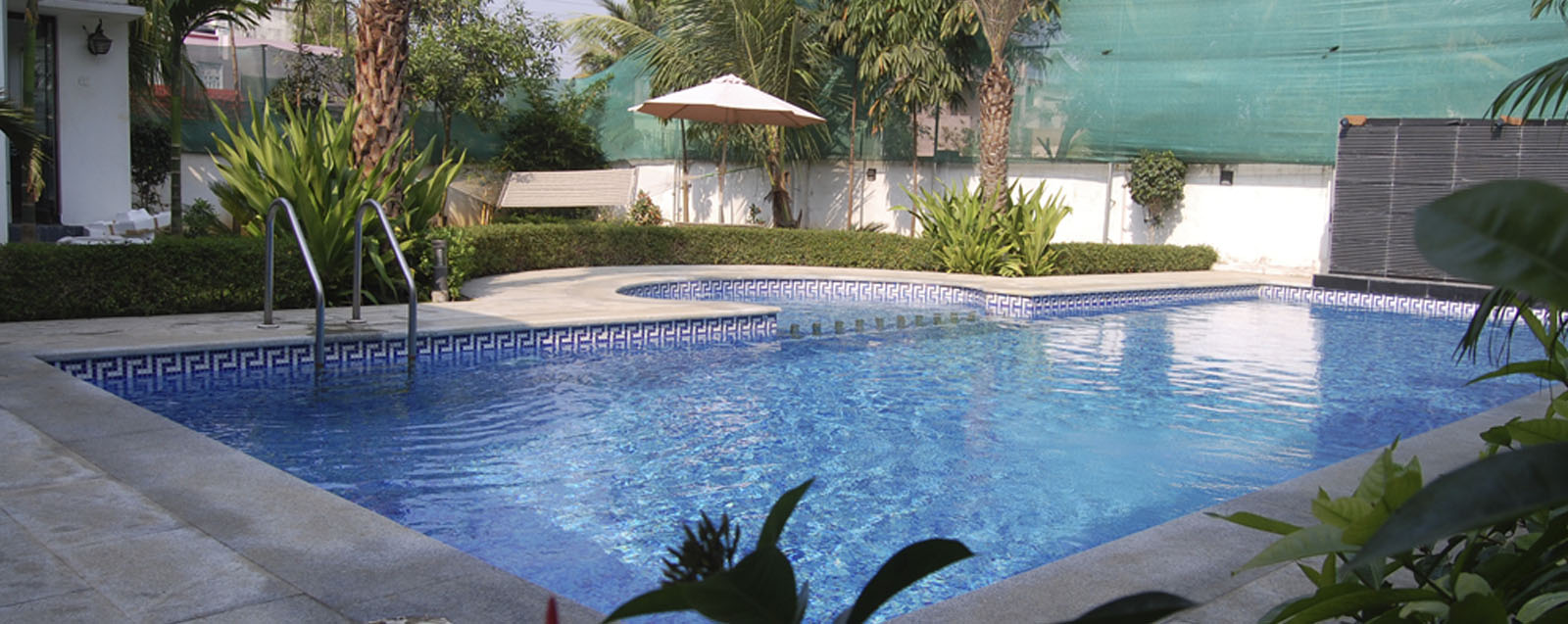 blosssoms associates landscape architect chennai swimming pool designers chennai garden